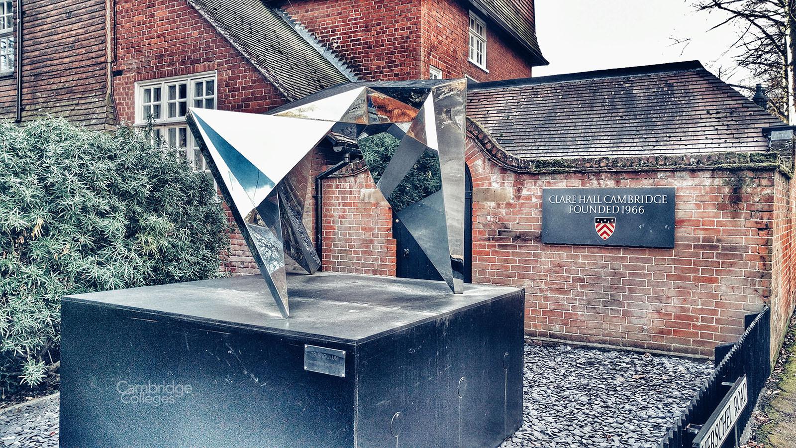 Clare Hall Triangulum
