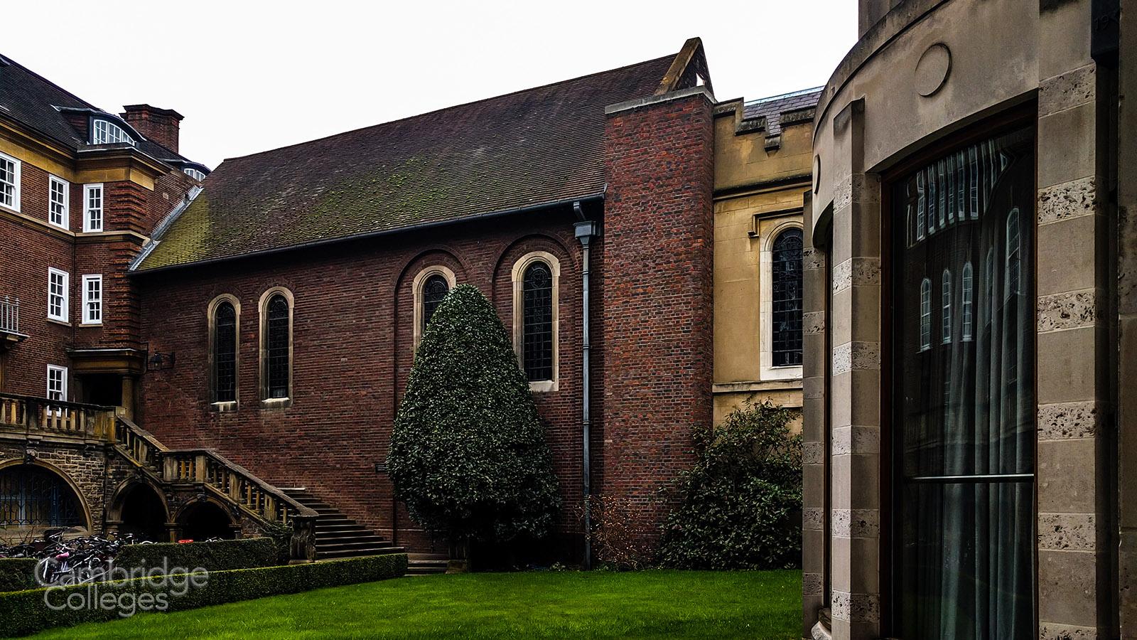 sidney sussex chapel