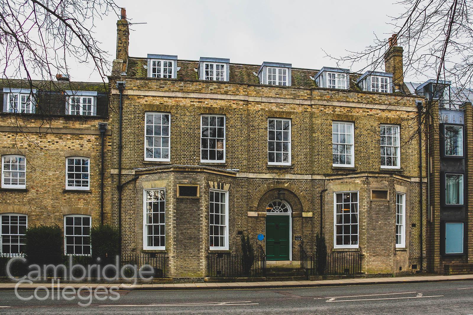 Darwin college's Newnham Grange on Silver Street
