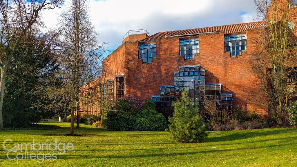 Robinson College exterior