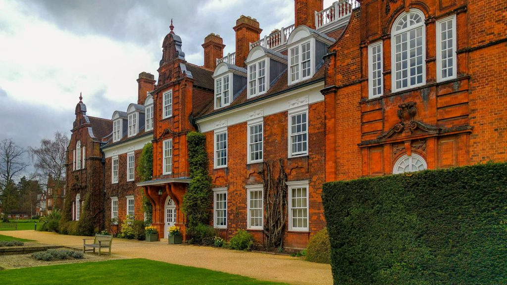 Sidgwick Hall Newnham College