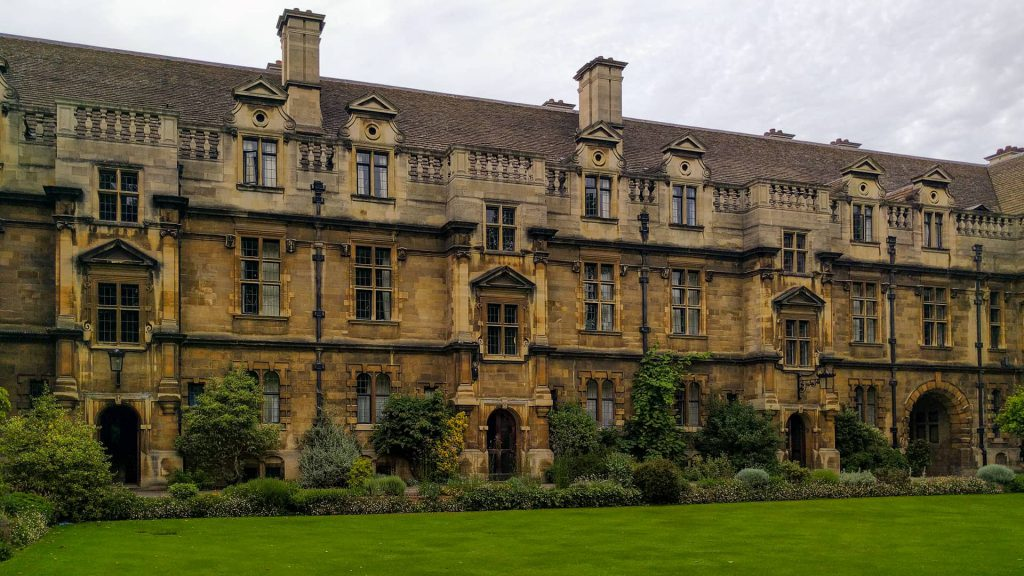 Ivy Court, Pembroke College