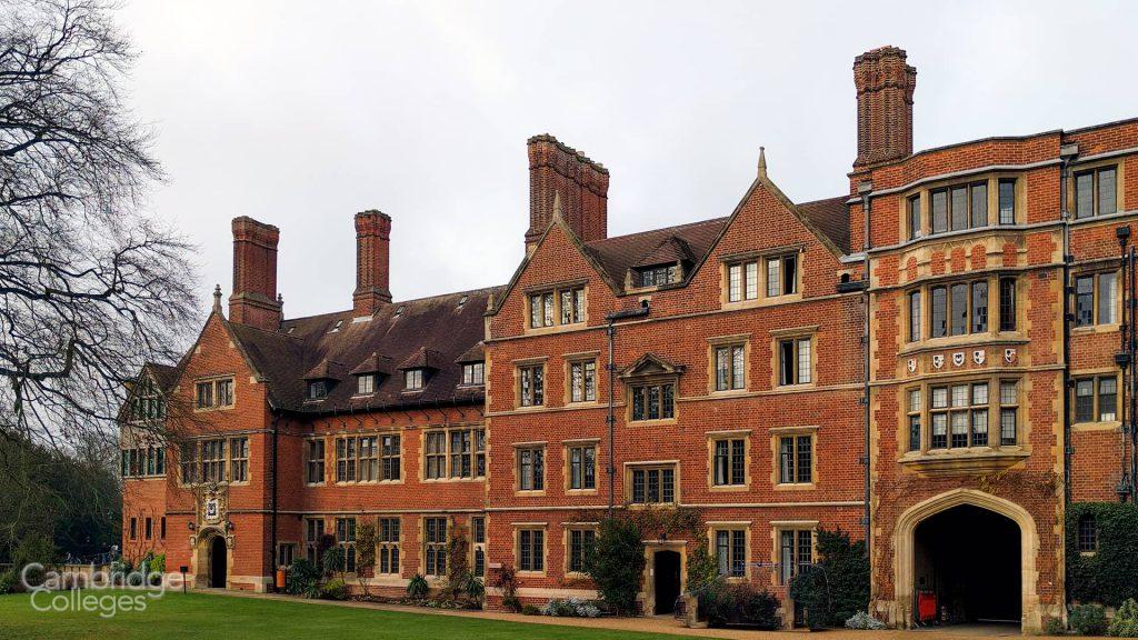 Trinity Hall, Cambridge